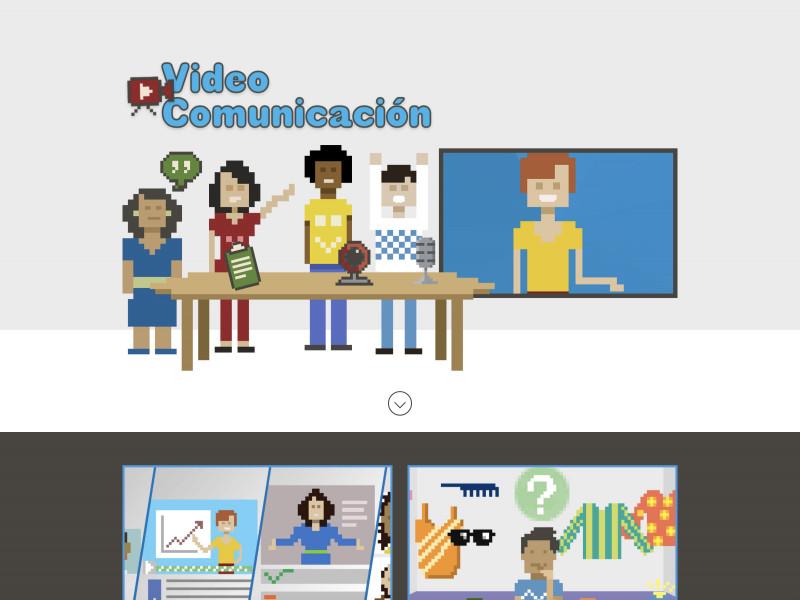 Detalle de Videocomunicación